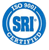 SRI ISO 9001 Certification