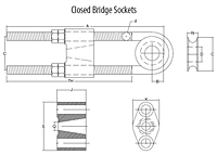 Closed-Bridge-Sockets-ASTM-A148