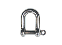 Screw Pin D Shackle