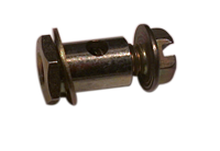 zinc plated swivel assembly 2