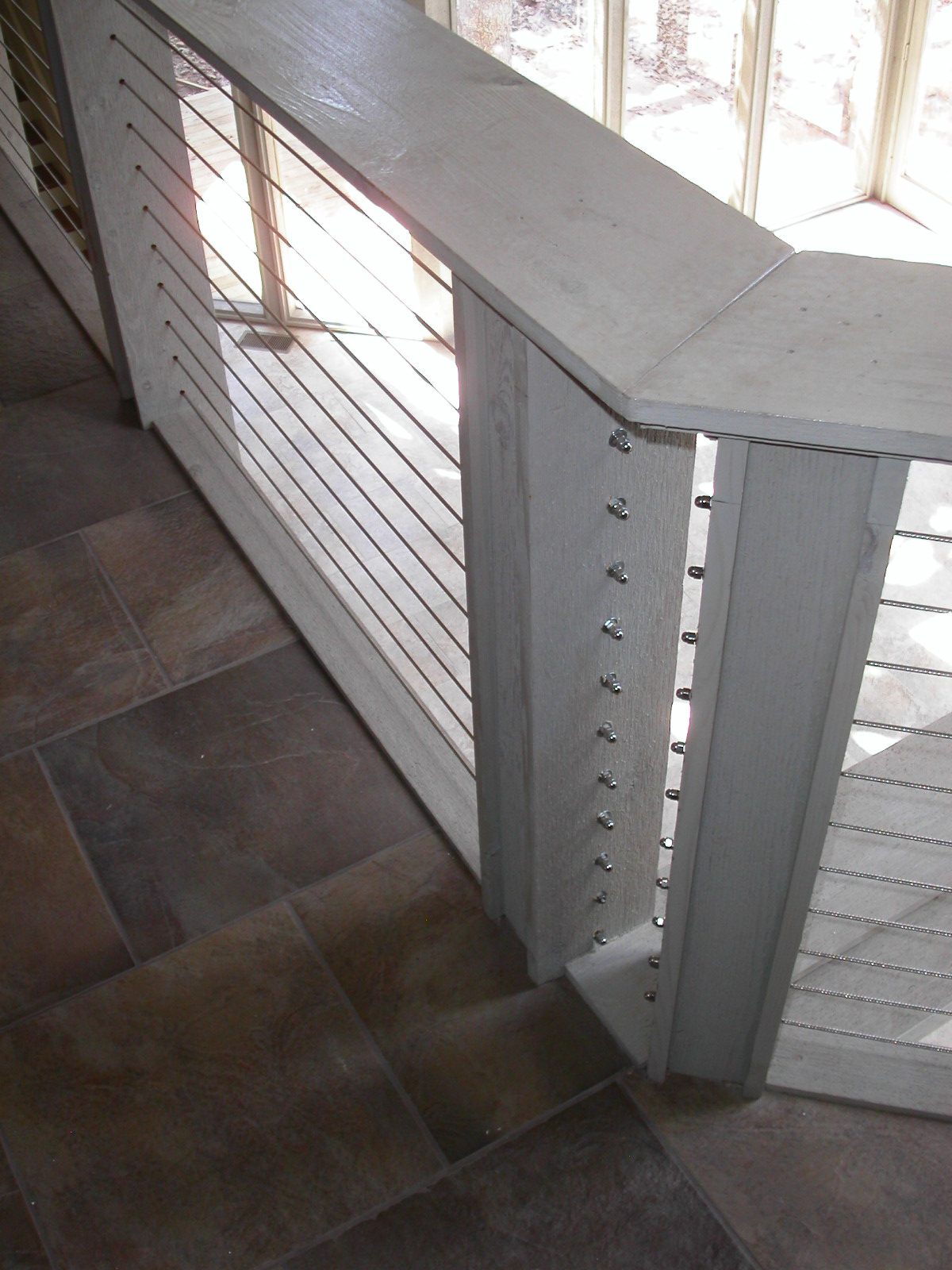 Item walter anderson architectural railing assemblies for Architectural railings