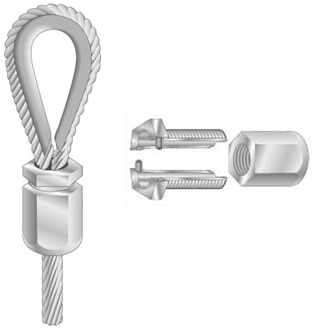 Safe-Line Clamps On Lexco Cable Manufacturers