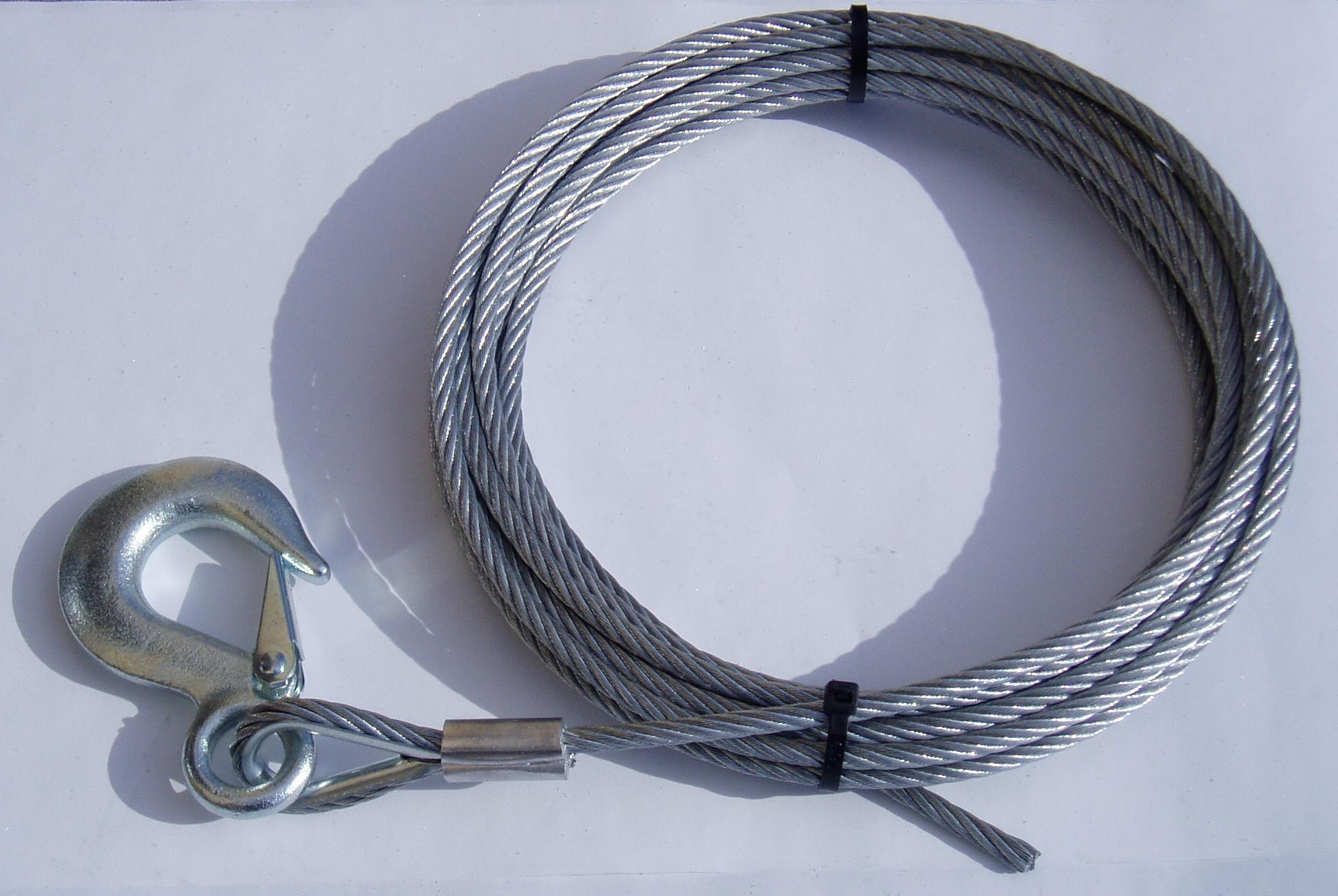 Winch Cables On Lexco Cable Manufacturers