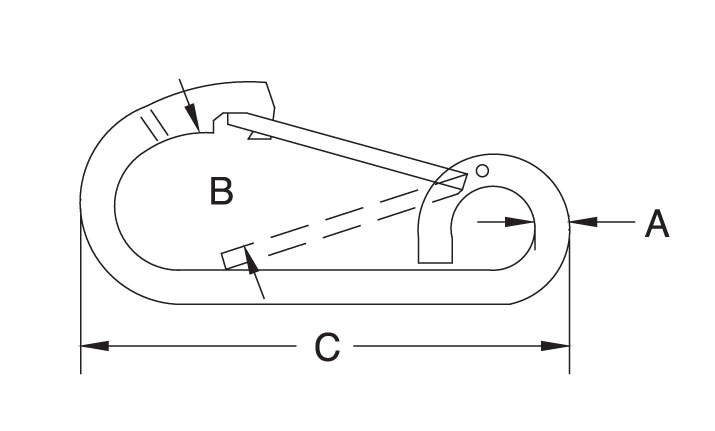 harness clips