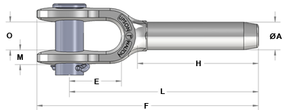 Open Swage Sockets Ss On Lexco Cable Manufacturers