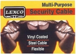 Multi-purpose Security Cable Logo