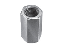 Zinc Plated Steel Coupling Nuts