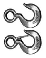 Standard Eye Hoist Hook #110, 110L