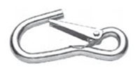 Steel Snap Hook w/ Steel Spring Latch #463