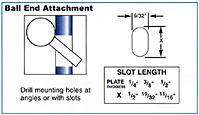Ball End Attachment