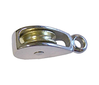 Single Wheel Solid Eye Pulley