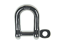 Captive Pin D Shackle