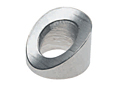 Angle Washer for Round Post